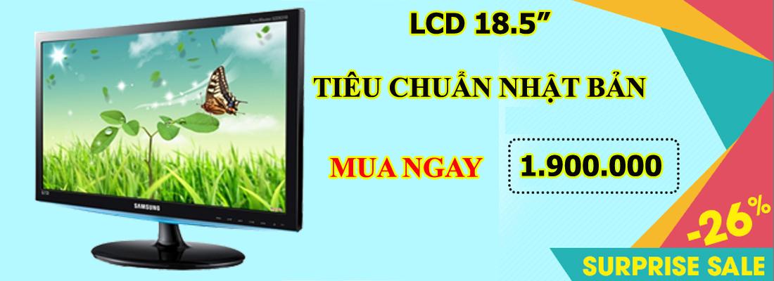 MAN HINH LCD SAMSUNG